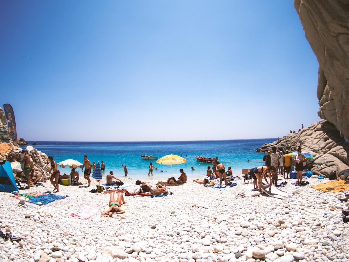 Παραλία ΝΑΣ Ικαρία