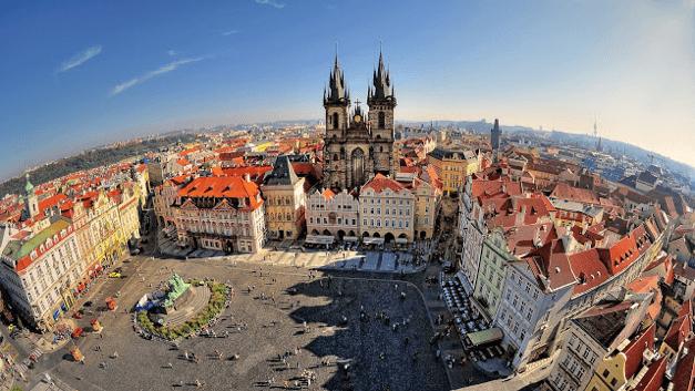 Πλατεία Παλιάς πόλης Πράγας
