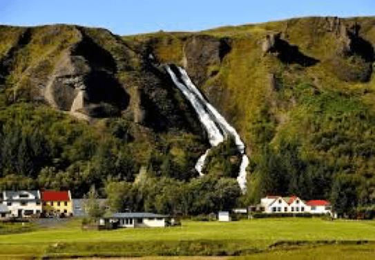 Kirkjubæjarklaustur islandia