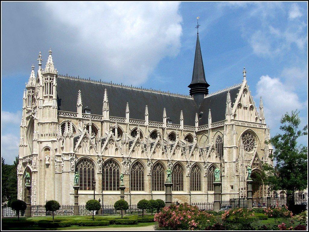 Notre Dame du Sablon Brussels
