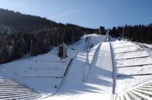 πιστα σκι courchevel