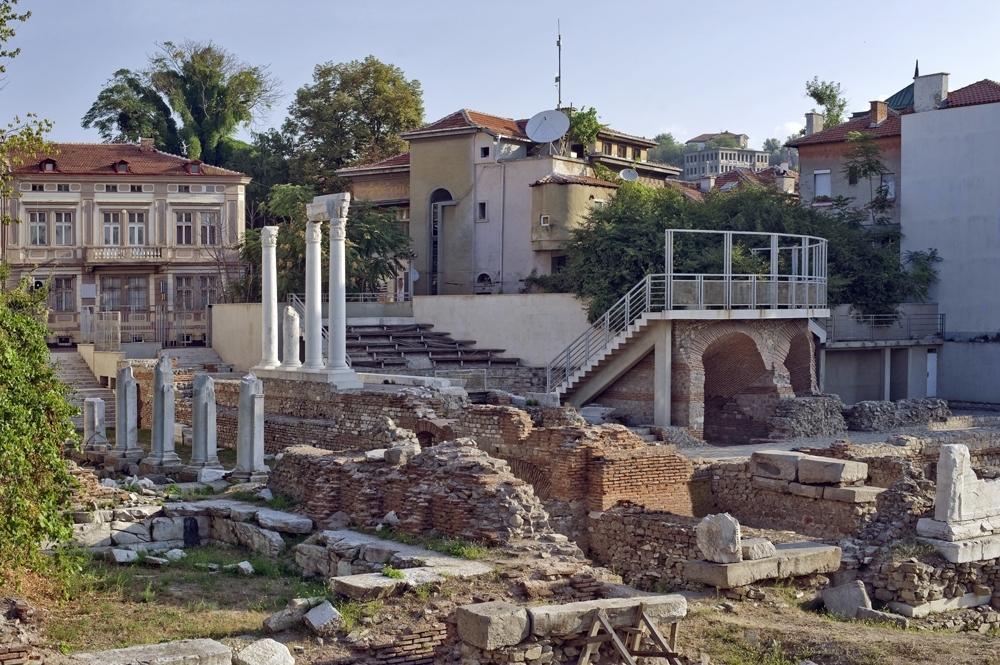 romaiko-forum-plovdiv