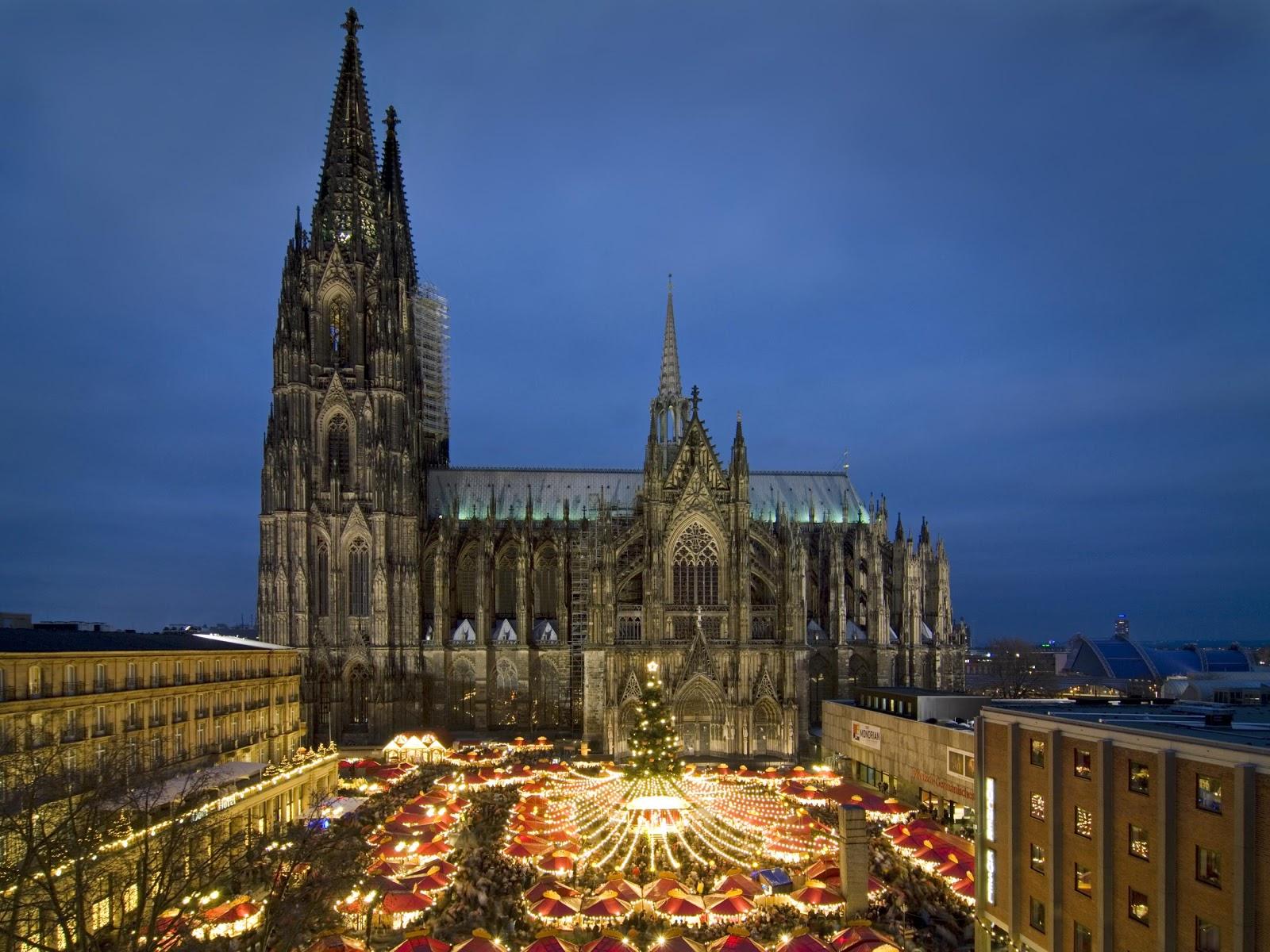 Cologne-Christmas