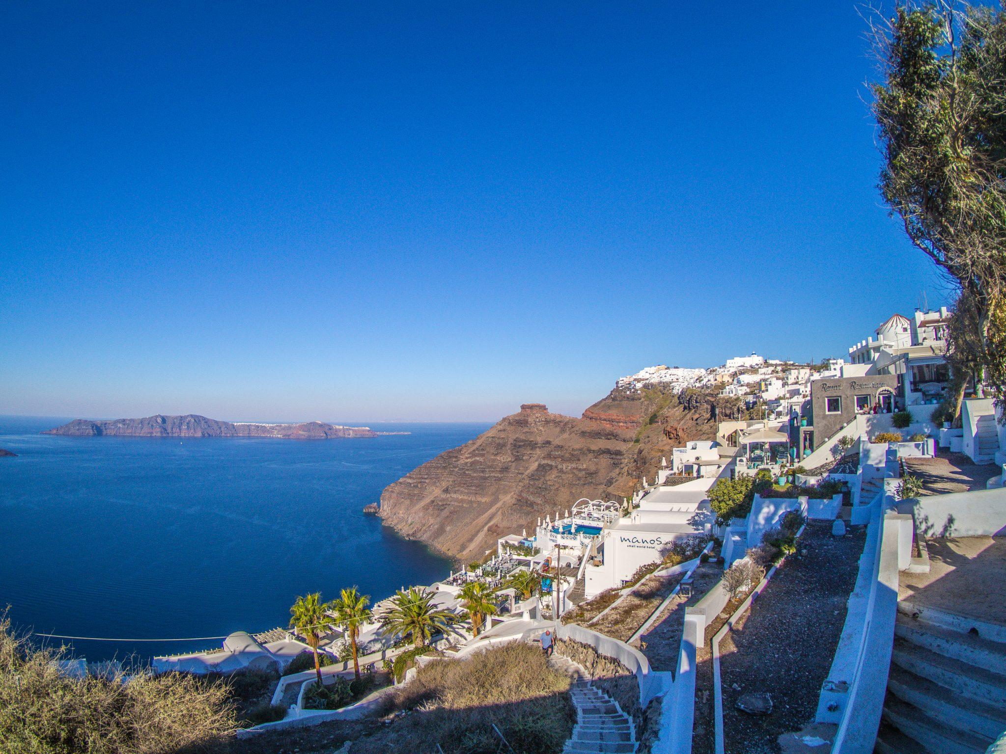 Santorini - Firostefani