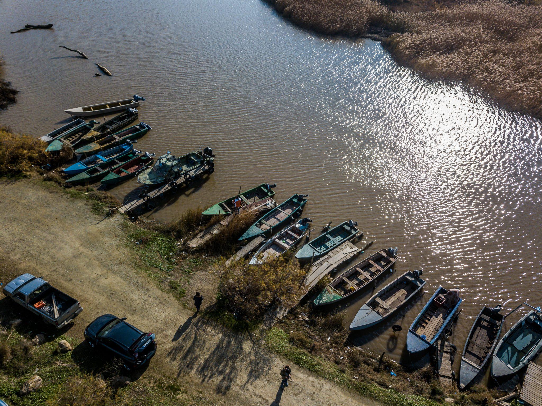 Εκδρομή στο Δέλτα του Έβρου – Πλούσιο φωτογραφικό ρεπορτάζ