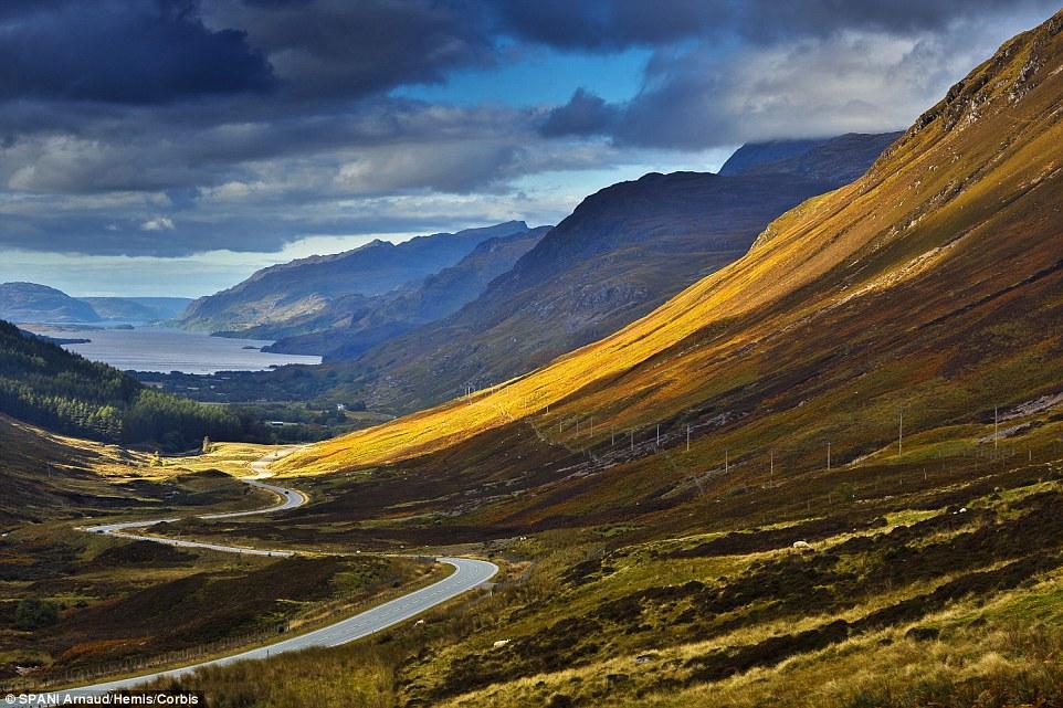scottish old road