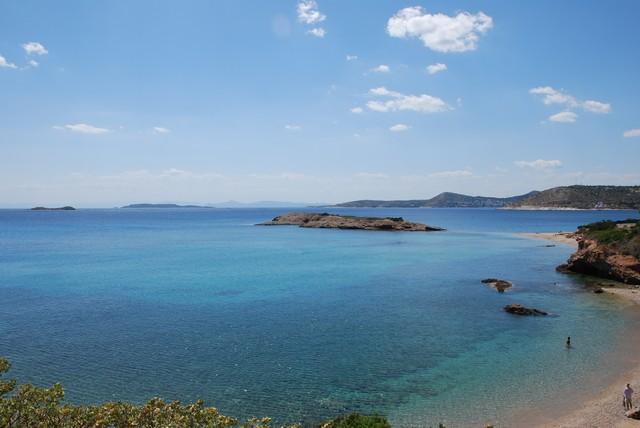 παραλία ανάβυσσος