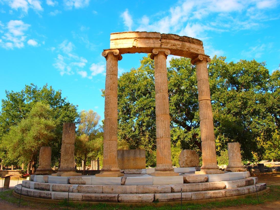 αρχαια ολυμπια - arxaia olympia