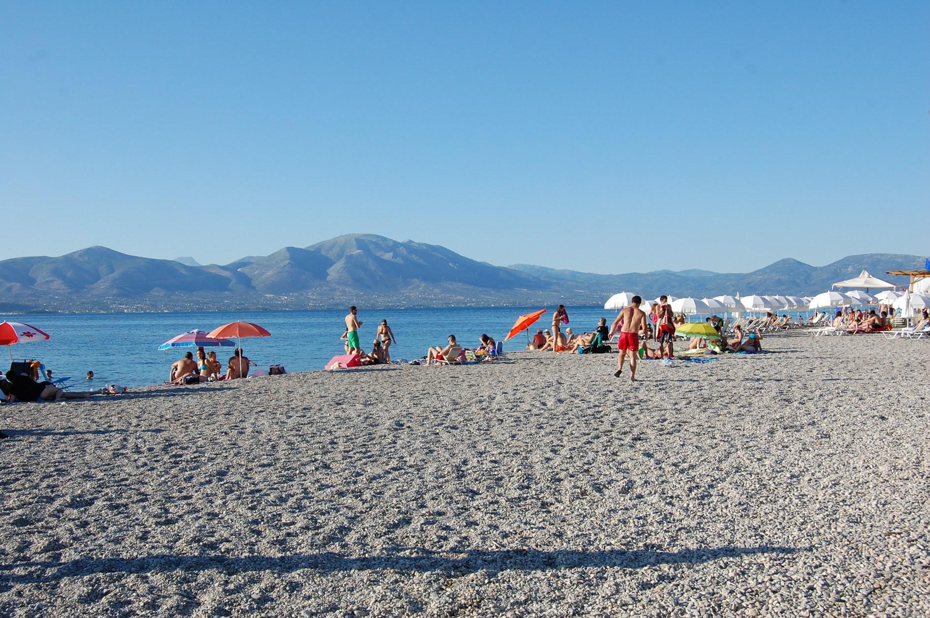 παραλία ωρωπού