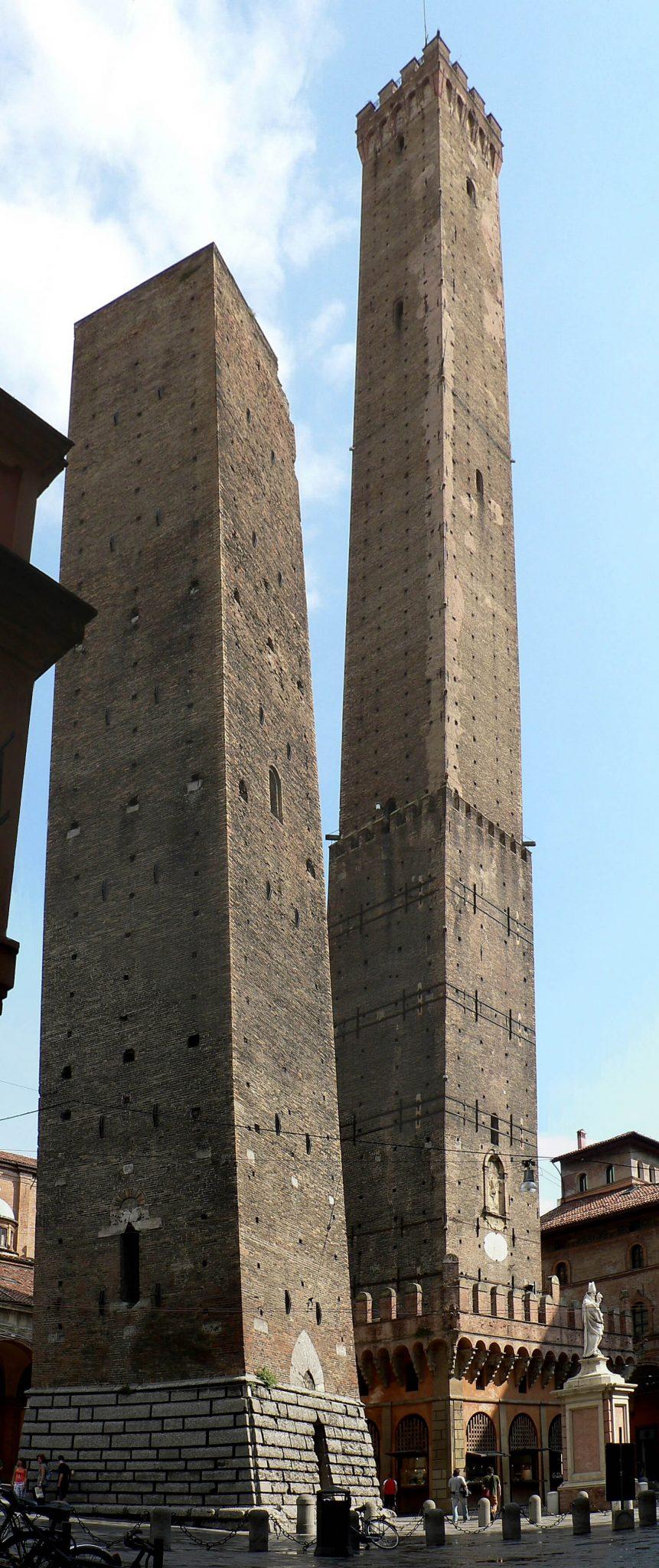 towers bologna