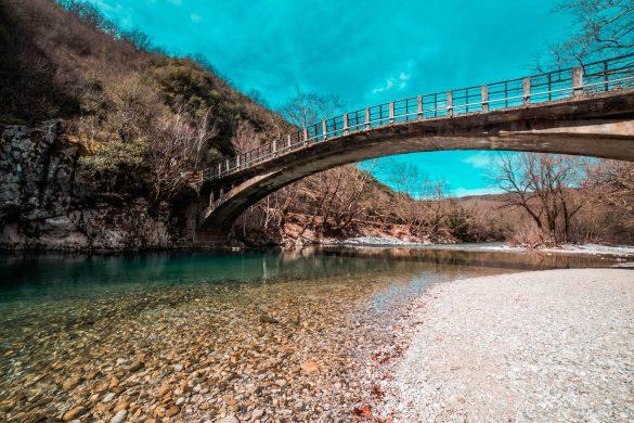 γεφυρα στον βοϊδομάτη
