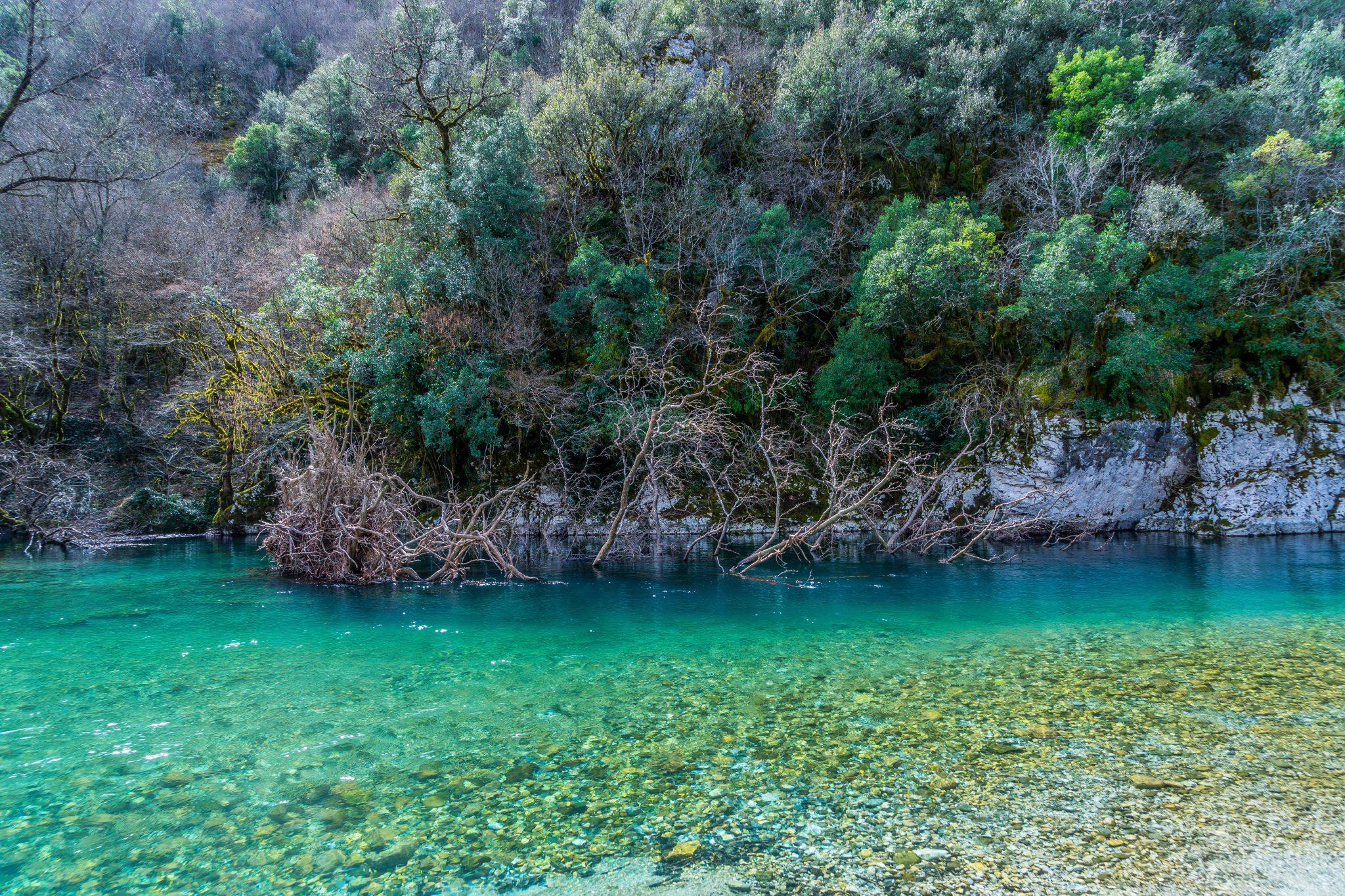 ποταμος βοϊδοματης ζαγοροχωρια