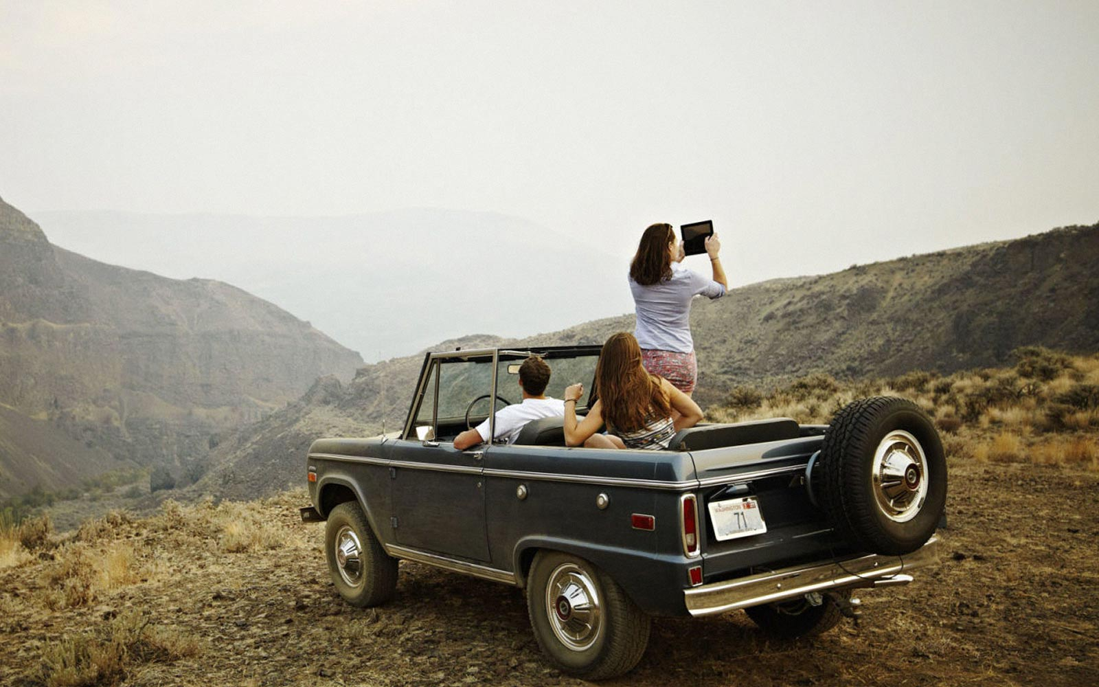 organosi road trip