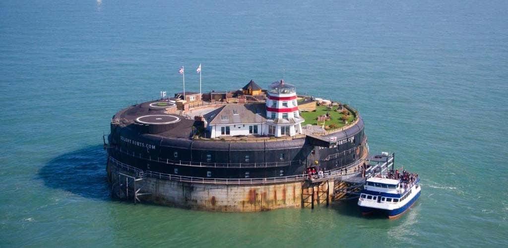 no mans fort portsmouth