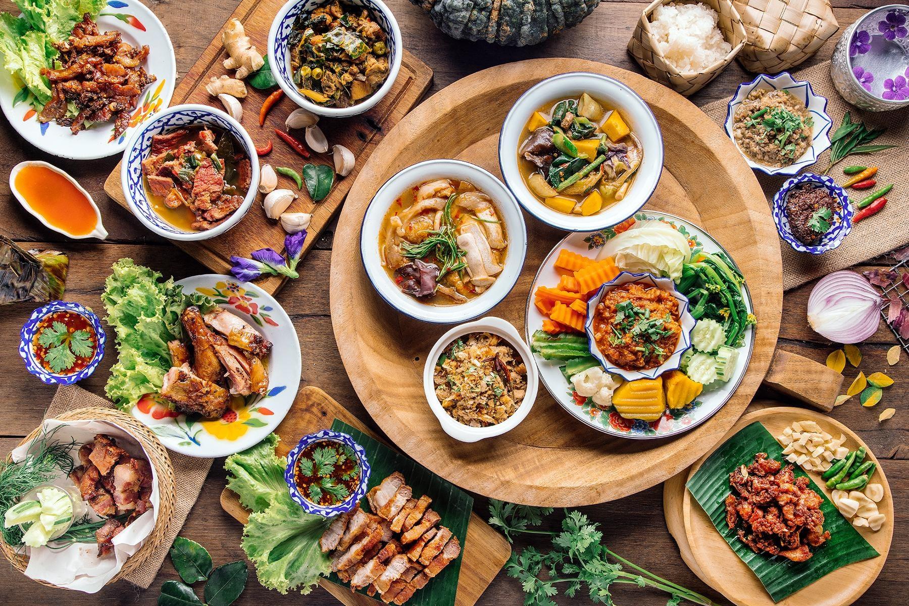 φαγητό στην Ταϋλάνδη