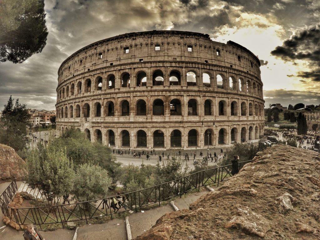 Ρώμη Κολοσσαίο