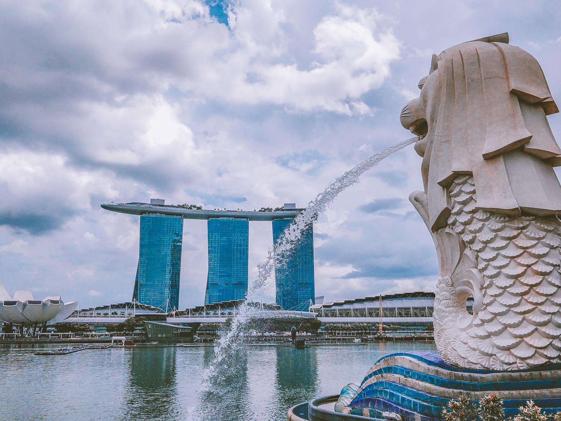singapore marine