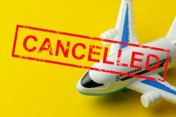 ακυρωση αεροπορικων εισιτηριων