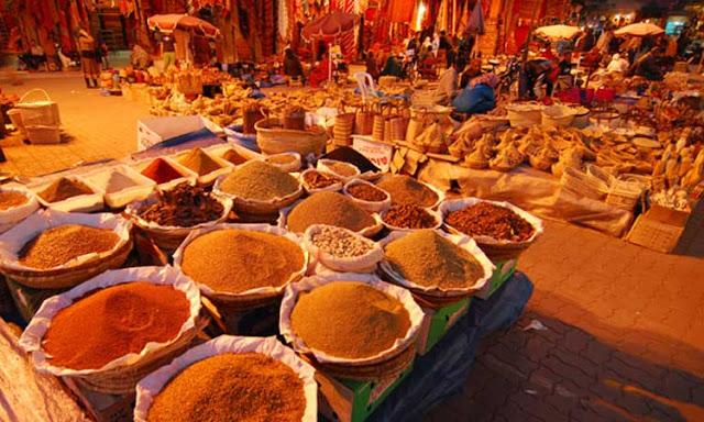 μαροκο μπαχαρια